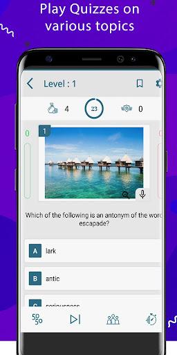 Best English Trivia Quiz Game 2019 1.0.2 screenshots 3
