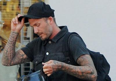 "Beckham : ""Je vis mon rêve d'enfant"""