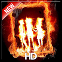 Fire Wallpaper – HD Wallpaper icon