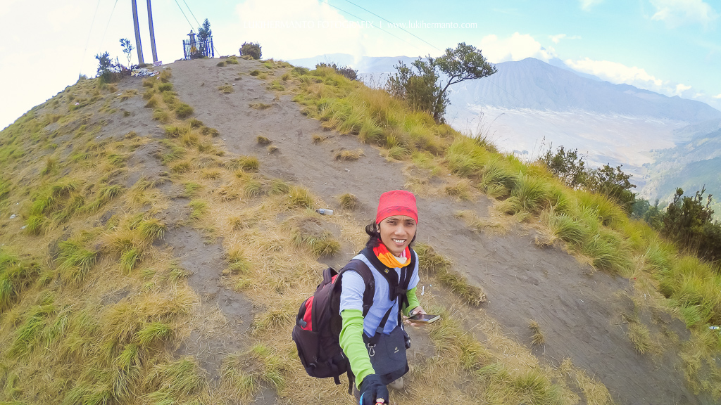 xiaomi yi gunung bromo