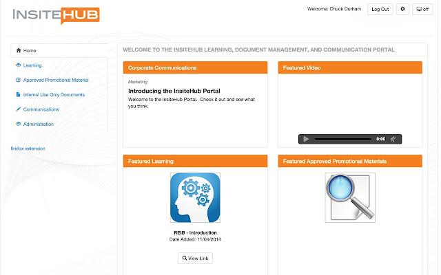 ConnectHub Screensharing