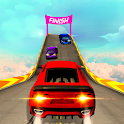 Extreme GT Smashing Car Stunts: Free Games icon