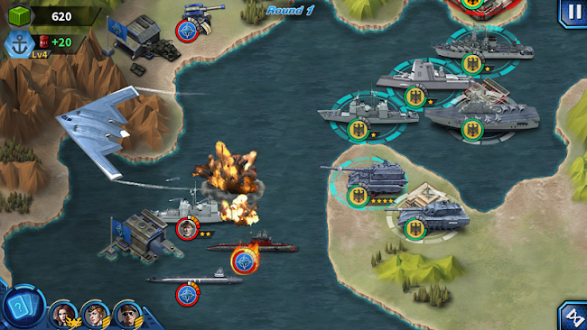 Glory of Generals2: ACE- screenshot