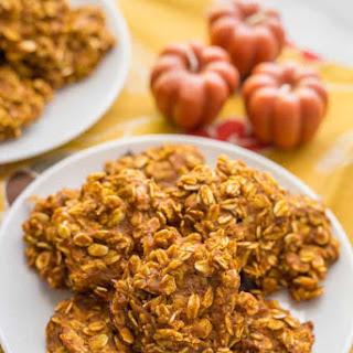 Pumpkin Banana Oatmeal Cookies Recipe