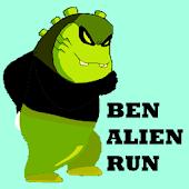 Ben Alien 10 Adventure Game