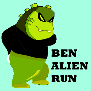 Ben Alien 10 Adventure Game