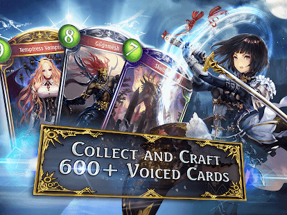Shadowverse CCG- screenshot thumbnail