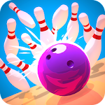 Bowling Blast - Multiplayer Magic icon
