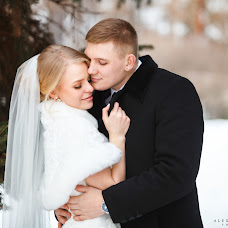 Wedding photographer Aleksandr Malinin (AlexMalinin). Photo of 26.12.2017