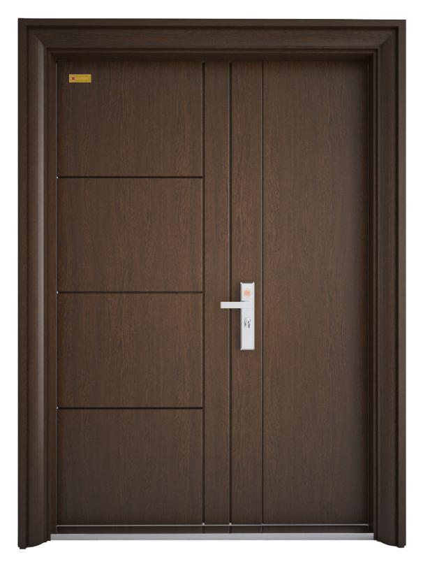 Cửa thép vân gỗ giá bao nhiêu – Một câu hỏi thường gặp