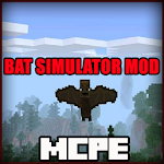 Bat Simulator Mod Minecraft