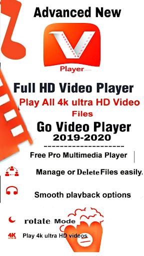 Video Player All Format - HD Video Player, VPlayer 1.0 screenshots 1
