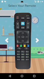 Remote for B TV Korea - NOW FREE - náhled