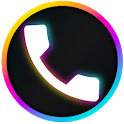 Color Screen Phone, Call Flash Themes - Calloop icon
