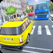 SUV City Traffic Racer Mod