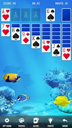 Solitaire Ocean APK screenshot thumbnail 2