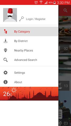 Screenshot 2 Istanbul Directory