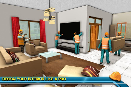 Modern Home Design & House Construction Games 3D 1.0.2 de.gamequotes.net 2