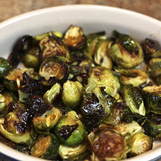 Tin Roof Bistro Brussels Sprouts.