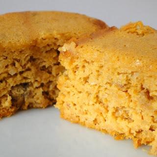 Sweet Potato Fig Flourless Cake.