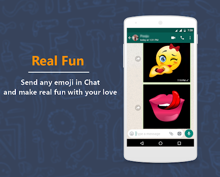 ... Flirty emoji : adult stickers - dirty emoji poster ...