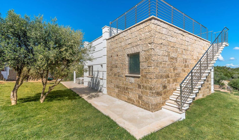 Villa avec jardin et terrasse Liscia di Vacca