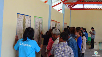 Photo: SMART & local Farmer's active participation during CFPAR workshop TOT3, Tha Tum , Surin