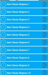Download New Classic Ringtone For PC Windows and Mac apk screenshot 3