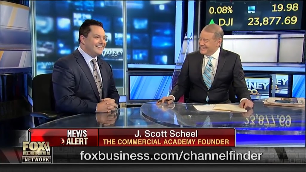 J Scott Scheel on FOX