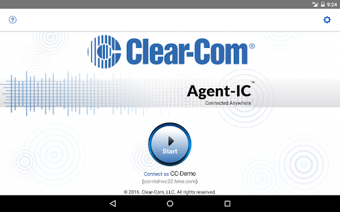Clear-Com Agent-IC- screenshot thumbnail