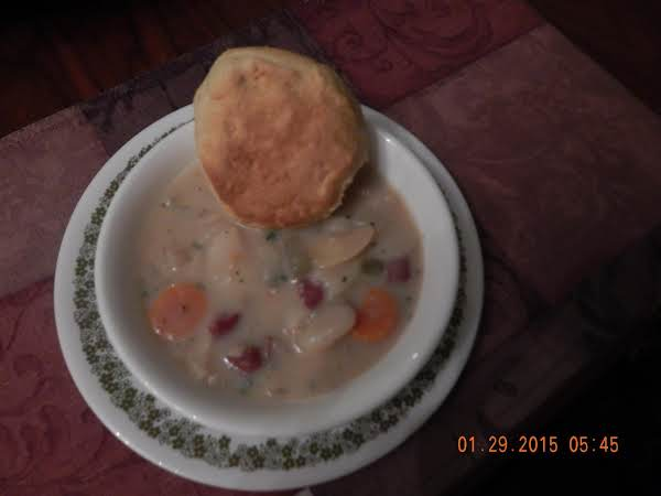Smoked Beef Sausage And Potato Chowder Recipe