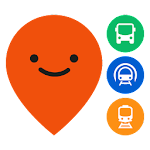 Moovit: Bus & Train Live Info icon