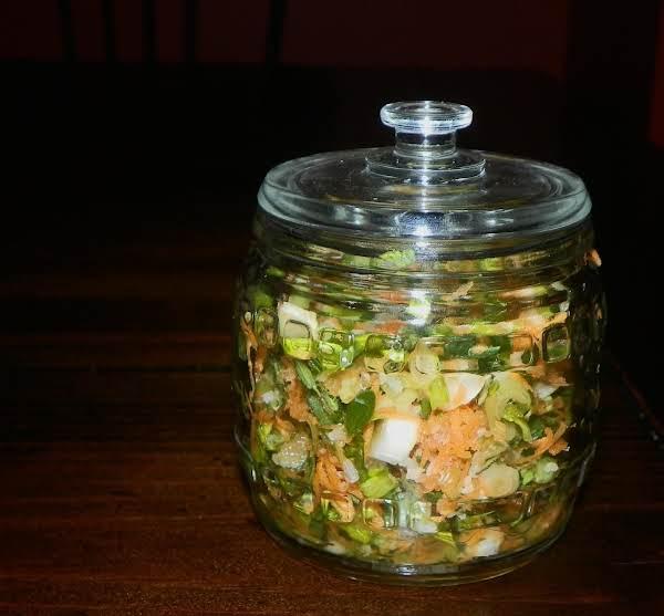 Herbes Salees (salted Herbs)