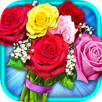 Flower Bouquet Blossom Maker! Icon