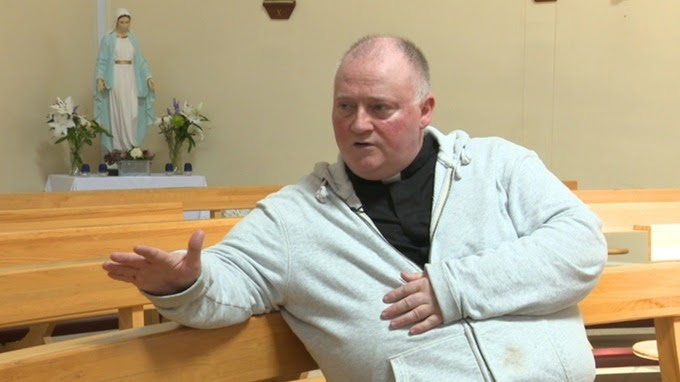 Don't bother getting married in Catholic Church, says priest of those who vote for abortion