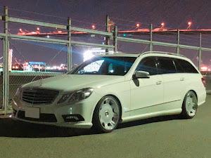 Eクラス ステーションワゴン W212 のカスタム事例画像 また古いアメ車に乗りたい人(けんけん)さんの2019年03月03日15:04の投稿