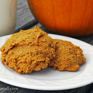 Clean Eating Pumpkin Cookies