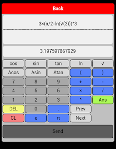 Maths calc/graph/table Pro 1.0 APK with Mod + Data 1