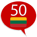 Learn Lithuanian  50 languages icon