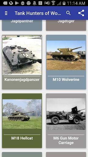 二战坦克猎人