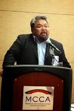 Photo: Jeff Caballero, MPH - AAPCHO Executive Director