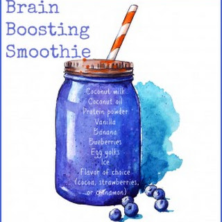 Brain Boosting Smoothie