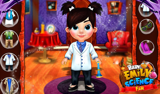Baby Emily Science Fair v1.0.2