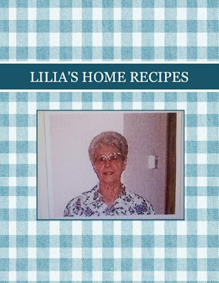 LILIA'S  HOME RECIPES