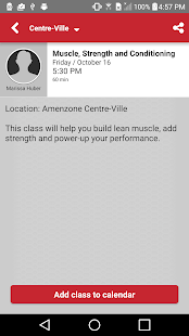 Amenzone Fitness- screenshot thumbnail