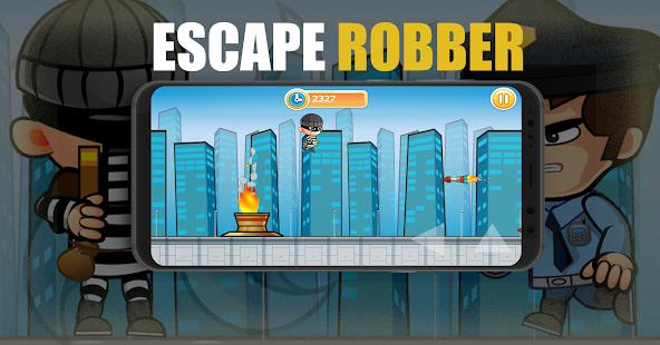 Escape Robber - náhled