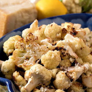 Oven Roasted Cauliflower Recipes.