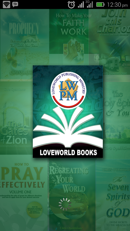 LoveWorld Books- screenshot