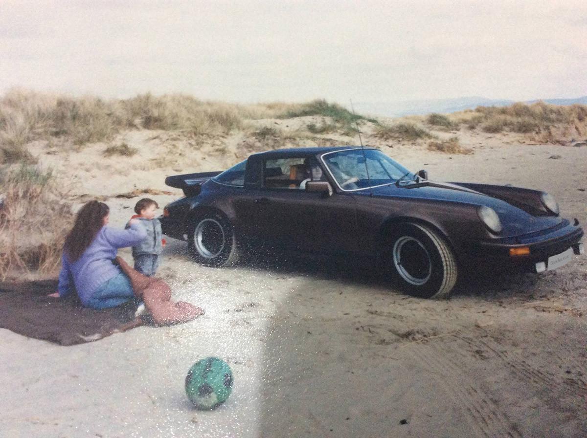 Porsche 911 Sc Targa Hire Anglesey