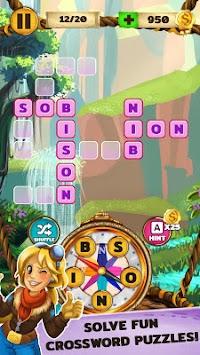 Word Explorer - Crossword Puzzle Game